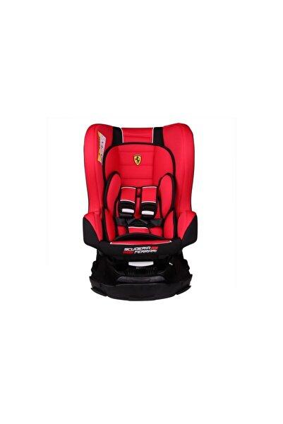 Ferrari Revo 0-25 Kg 360 Derece Dönebilen Oto Koltuğu - Kırmızı 3507460089233