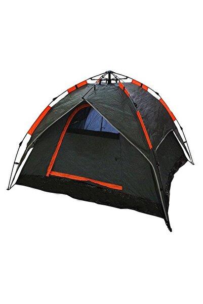 Discovery 3 Kişilik Çift Kat Otomatik Kamp Çadırı