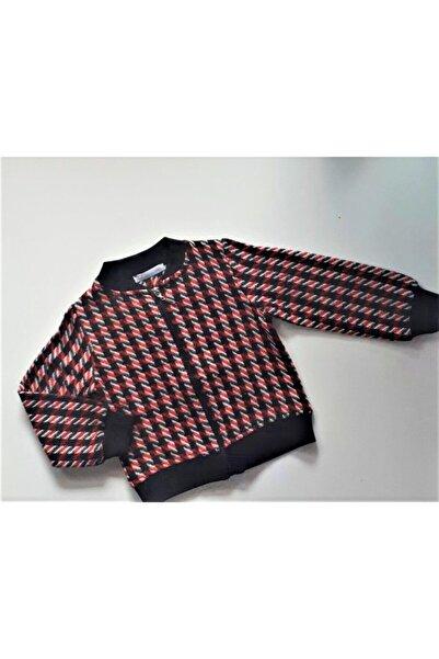 nk kids Kız Çocuk Mevsimlik Kalpli Kazayağı Ceket