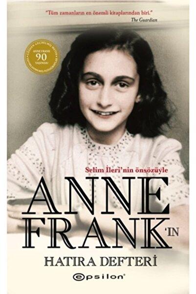Epsilon Yayınları Anne Frank'in Hatıra Defteri