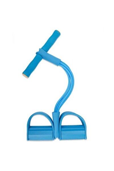Zeki Karga Body Trimmer Egzersiz Spor Aleti Karın Kalça Kas Direnç 4 Lastik