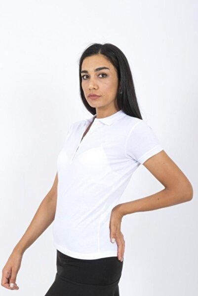 Camenta Pike Polo Yaka Kadın T - Shirt