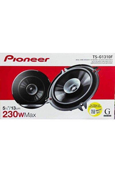 Pioneer Pıoneer Ts-g1310f 230 Watt 35w Rms 13cm Araba Oto Hoparlör (2020 Seri) 2 Adet