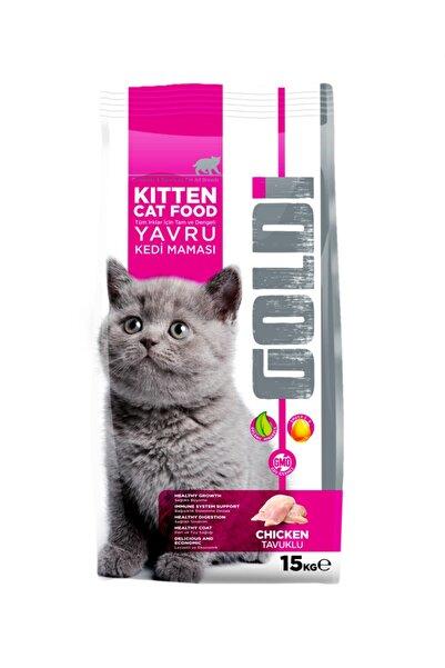 GOLDİ Kitten Yavru Kedi Maması 15 kg
