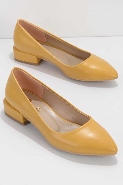 Bambi Sarı Kadın Babet K01894015109