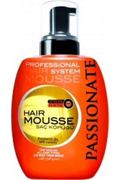 Passionate Imaj Passıonate Saç Köpüğü Tüm Saçlar Için 700 Ml