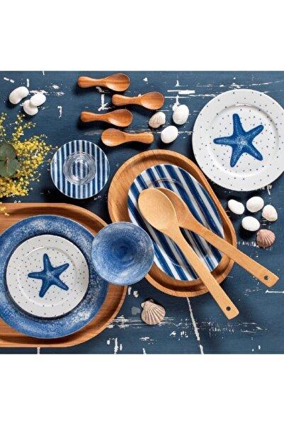 Porland Starfish Kahvaltı Takımı 36 Parça