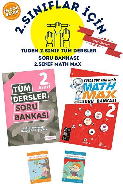 Tudem Yayınları 2.sınıflar Için Tudem 2.sınıf Tüm Dersler Soru Bankası + 2 Math Max Soru+ 2 Hikaye Hediyeli Set