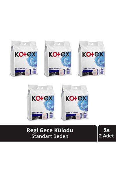 Kotex Regl Gece Külodu 2'li 5 Paket