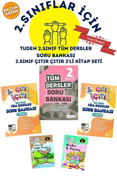 Tudem Yayınları 2.sınıflar Için Tudem 2.sınıf Tüm Dersler Soru Bankası + Çıtır Çıtır Tüm Dersler Soru+2 Hikaye