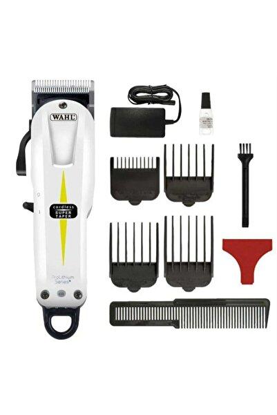 Wahl 8591 Super Taper Şarjlı  Saç Sakal Kesme Tıraş Makinesi