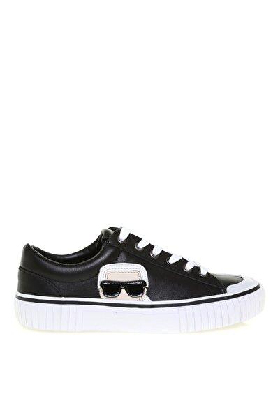 Karl Lagerfeld Kampus Iı Karl Ikonic Deri Kadın Sneaker