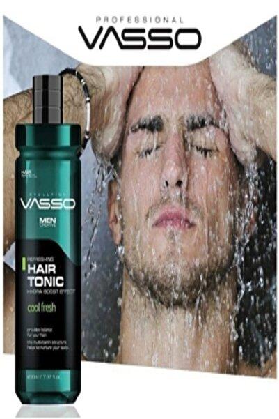 Vasso Men Mentol Ve Multivitaminli Ferahlatıcı Saç Toniği - Hair Tonic 260 ml