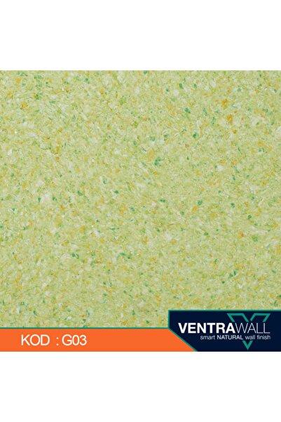 ventrawall Duvar Boyası Yeşil G03 1.5 kg 5m²
