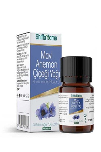 Shiffa Home Mavi Anemon Çiçeği Yağı 5 ml
