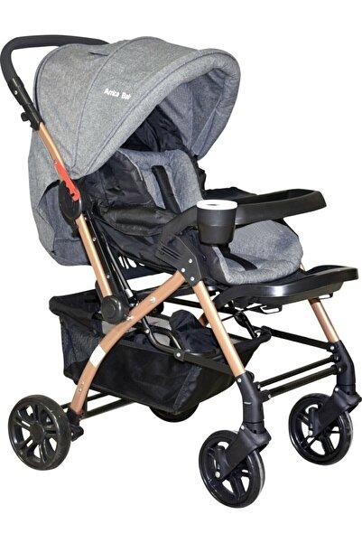 arnica baby St-4 Gold Kasa Çift Yönlü Bebek Arabası St4
