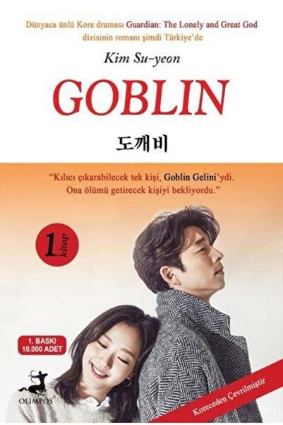 Olimpos Yayınları Goblin 1.kitap - Kim Su-yeon