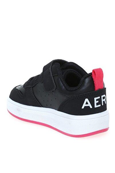AEROPOSTALE Siyah - Pembe Bebek Sneaker