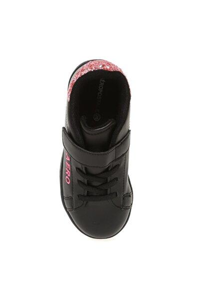 AEROPOSTALE Siyah - Fuşya Kadın Sneaker