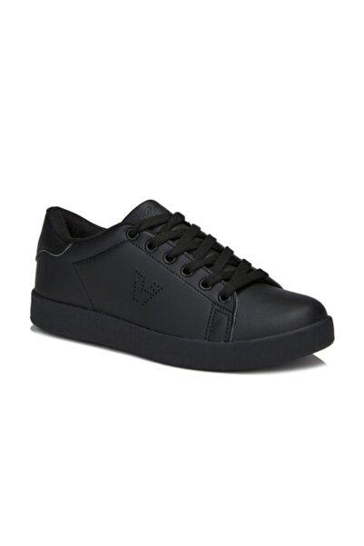 Vicco Oyo Unisex Çocuk Siyah Spor Ayakkabı