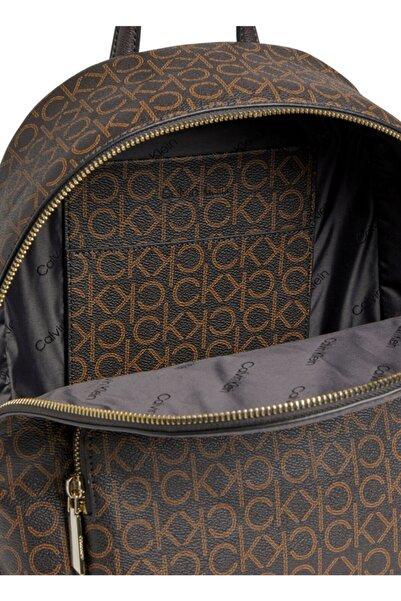 Calvin Klein K60k6086250hd Kahverengi Kadın Sırt Çantası