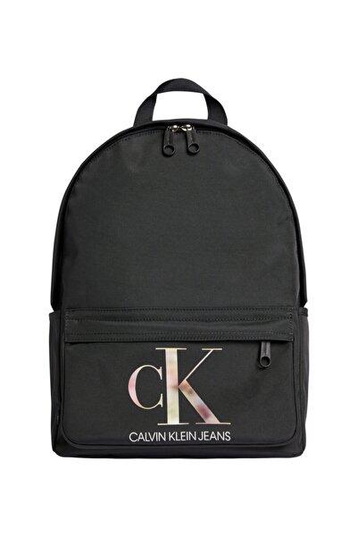 Calvin Klein K60k608841bds Siyah Kadın Sırt Çantası