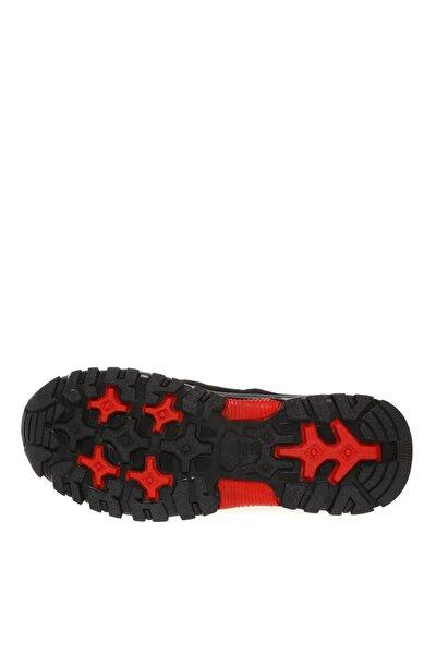 NATIONAL GEOGRAPHIC Siyah - Kırmızı Erkek Outdoor Ayakkabısı