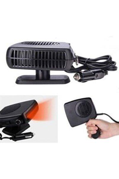 NO NAME Oto Isıtıcı-soğutucu Fan Cam Buğu Çözücü Fan Araç Içi Isıtıcı-soğutucu Fan 12v Çakmaklık Girişli