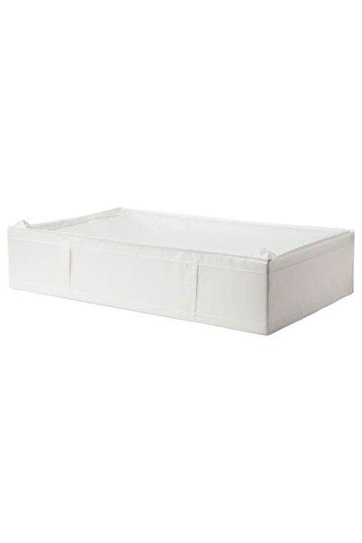 IKEA Skubb 93x55x19 Cm Saklama Düzenleme Kutusu Beyaz - Kutu Hurç