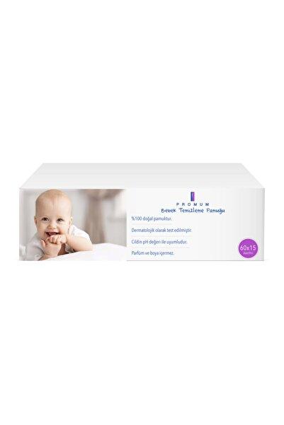 Promum Bebek Temizleme Pamuk 15 Li