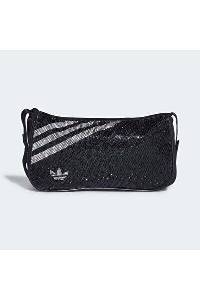 adidas Mini Siyah Kol Çantası (h09041)