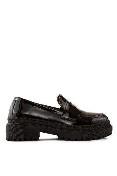 Sole Sisters Babet & Düz Ayakkabı Siyah - Dasha