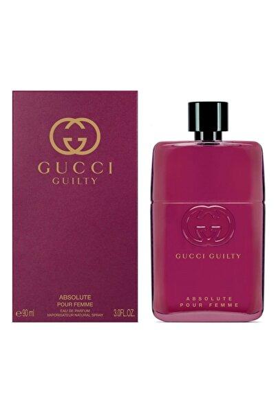 Gucci Guilty Absolute Edp 90 ml Kadın Parfüm  8005610524177