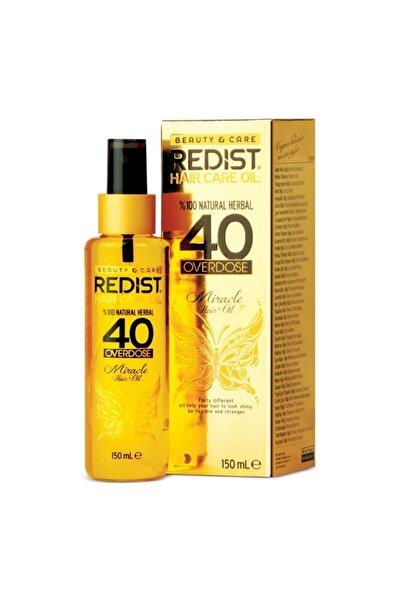 Redist Saç Bakım Yağı 40 Bitkili 150ml