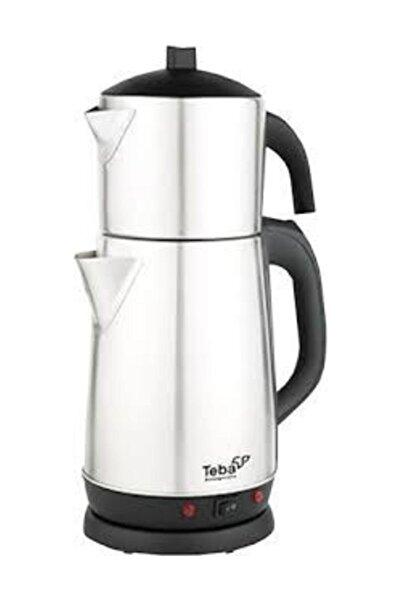 Teba Elektirikli Çelik Çay Makinası Th330cm