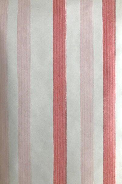 Bien Duvar Kağıtları 8220 Pembe Beyaz Desen Uygun Ucuz Duvar Kağıtları 5m2 Alan Kaplar