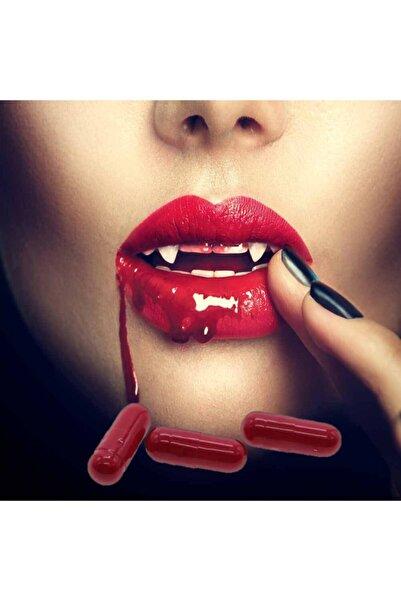 POPKONSOL Sahte Kan Kapsülü Yapay Kan Fake Blood Şaka Kanı Tiyatro Kanı Ilginç Ürün Şaka Oyunu
