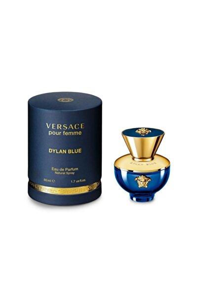 Versace Dylan Blue Pour Femme Edp 50 ml Kadın Parfüm 8011003839100