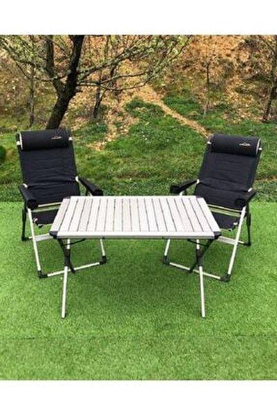 Xxl Masa 2 Lüx Sandalye Set