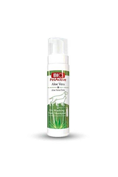Bio PetActive Aloe Vera Özlü Kedi Köpek Kuru Köpük Şampuan 20 0ml
