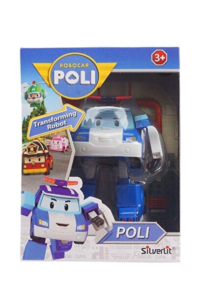 POLI Robocar Poli Transformers Robot Figür