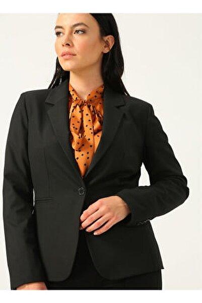 6041 Siyah Kadın Ceket