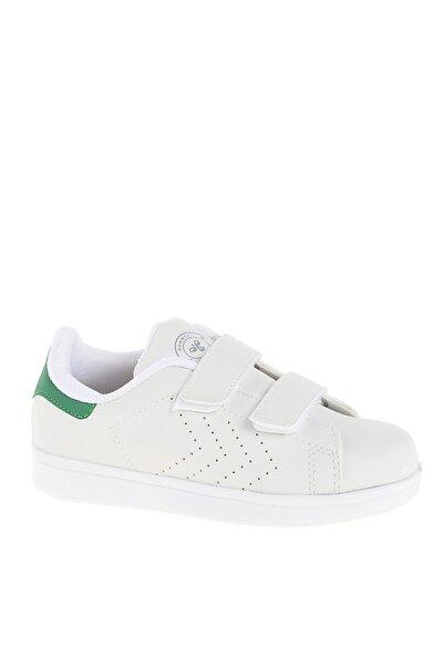 HUMMEL 202688-9208 Yeşil Unisex Çocuk Günlük Ayakkabı