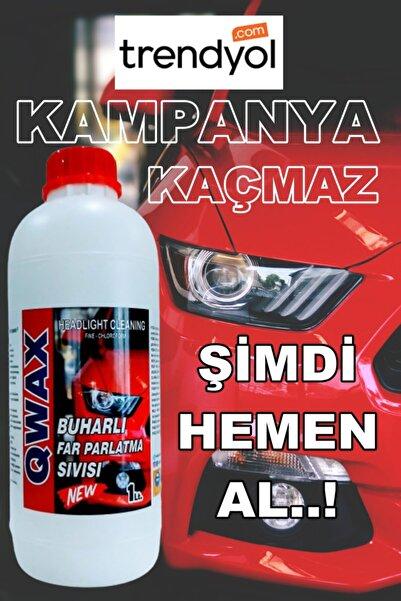 QWAX Kloroform - Buharlı Far Temizleme Far Parlatma Sıvısı (1350 Gr)
