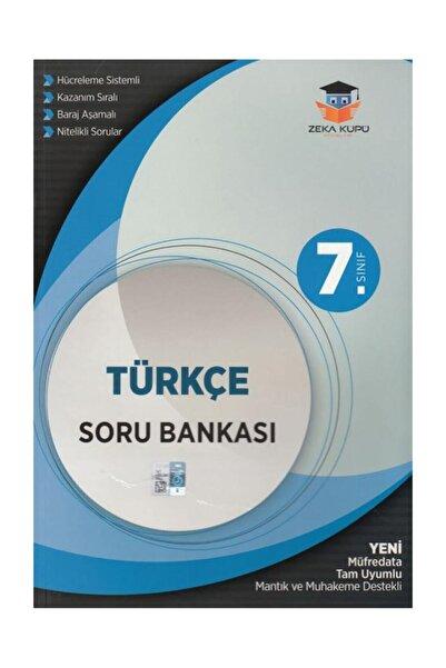 Zeka Küpü Yayınları Zekaküpü 7. Sınıf Türkçe Soru Bankası