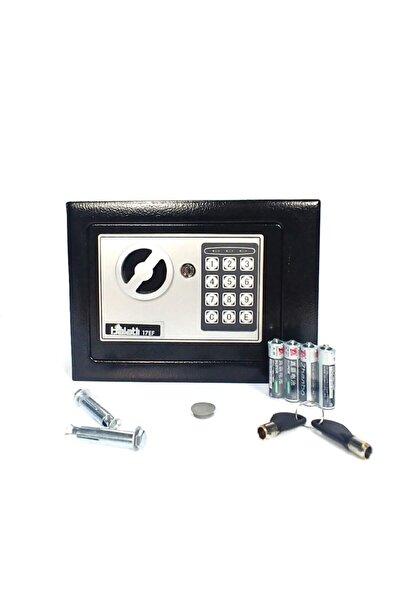 İtaly Style Elektronik Şifreli Para Kasası Çelik Kasası Otel Kasası 3mm
