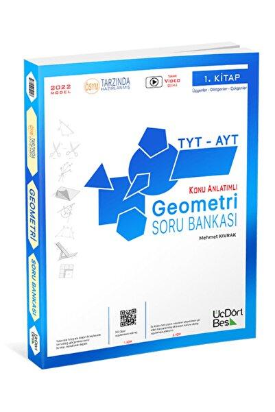 Üç Dört Beş Yayıncılık 2022 Model 345 Yayınları Tyt-ayt Konu Anlatımlı Geometri Soru Bankası