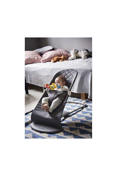 BabyBjörn Balance Bliss Ana Kucağı Cotton Oyuncaklı Anthracite