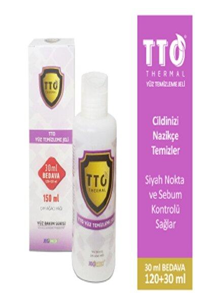 TTO Yüz Temizleme Jeli 120 Ml + 30 Ml Hediye Ürünün Içerisindedir.