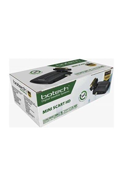 Botech Mini HD Scart Uydu Alıcısı Hem HD Hemde Ldc Hemde Tuplu TV Uyumlu